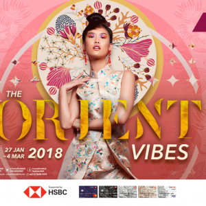 THE ORIENT VIBES: MERIAHKAN IMLEK DI CENTRAL PARK – NEO SOHO MALL